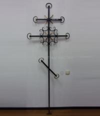 Крест металлический ККК-01